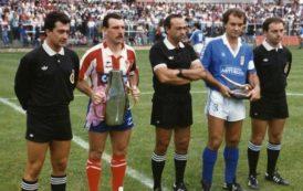 El derbi asturiano, uno de los más intensos del fútbol español
