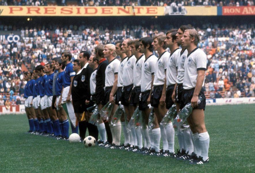 Mundial de México 1970: Italia-Alemania Federal, el partido del siglo