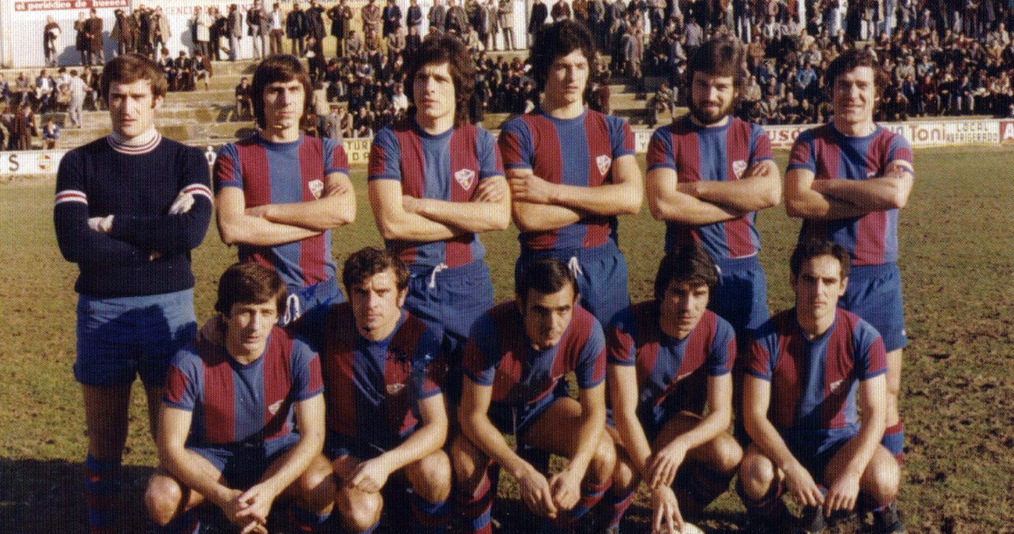 La SD Huesca y su afición nunca reblan
