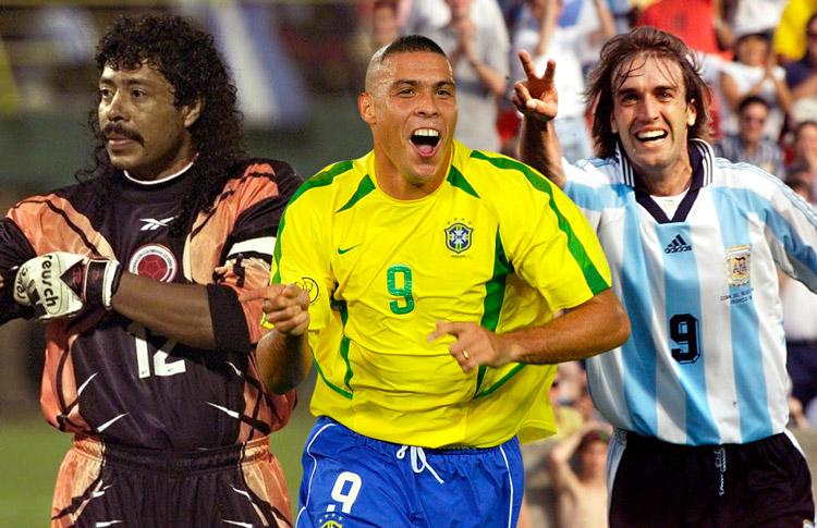 Grandes estrellas que se dieron a conocer en la Copa América