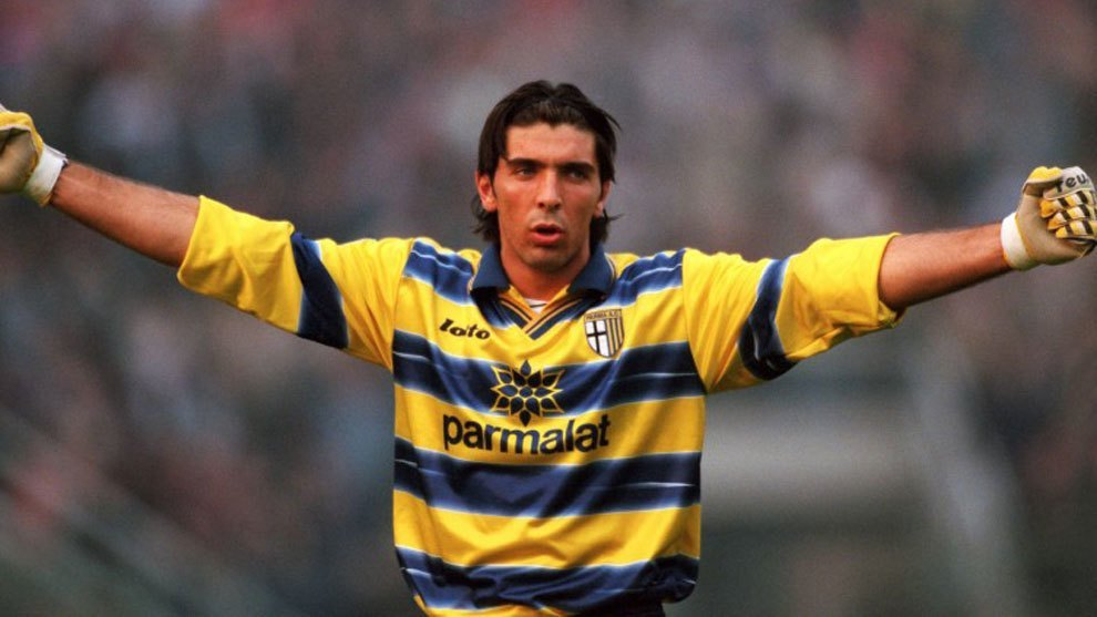 Gianluigi Buffon, la leyenda del fútbol italiano