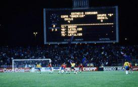 Copa América 1987: El día que Chile goleó a Brasil