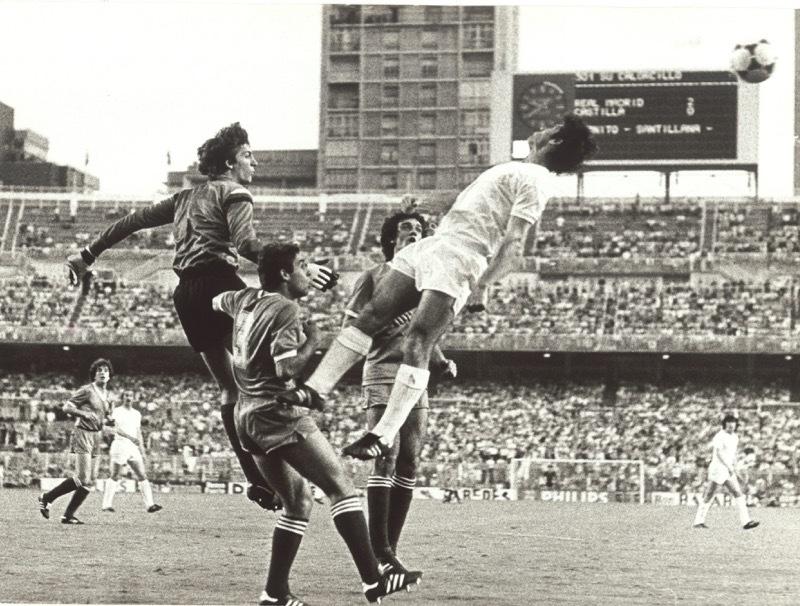 Juanjo García Real Madrid Castilla