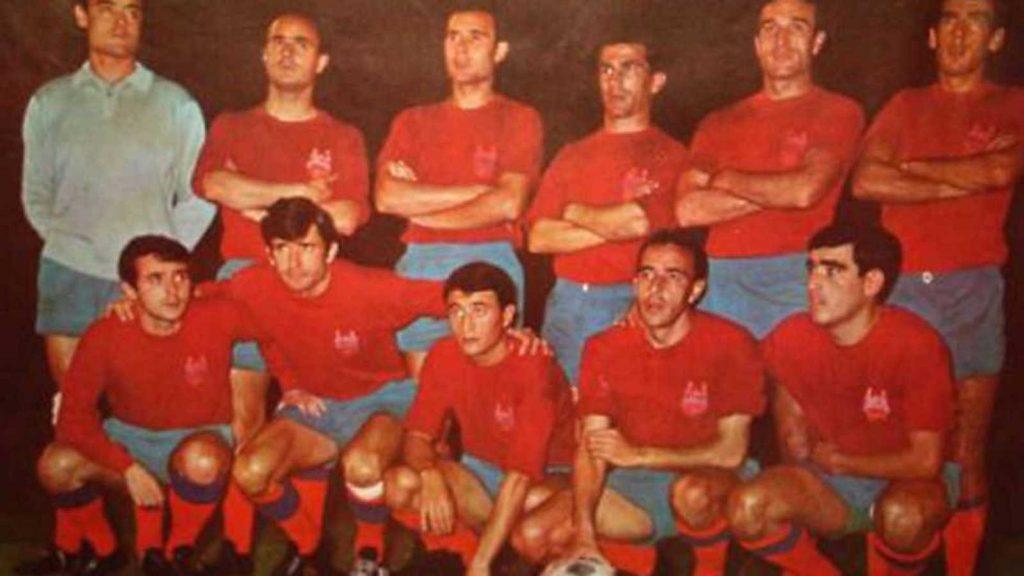 La Quiniela de Manuel Batalla, mítico futbolista del Pontevedra CF