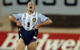 Copa América 1999: El día que Martín Palermo erró tres penales
