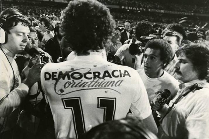 Sócrates y la 'Democracia Corinthiana'