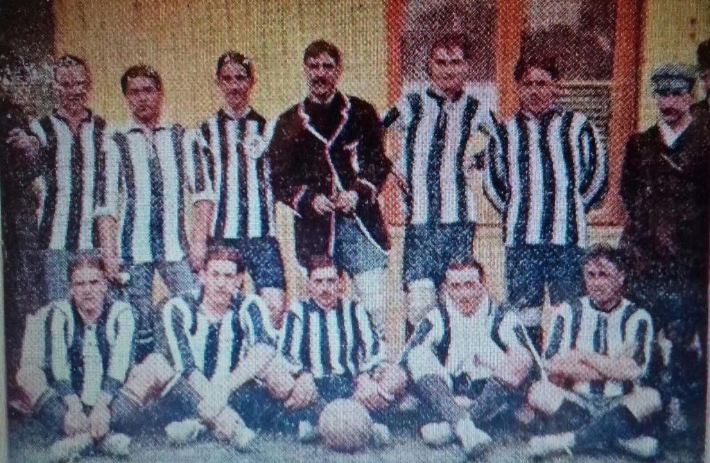 Nicasio Goitisolo, el primer español en el fútbol inglés