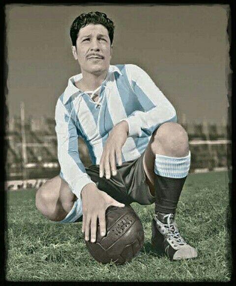 Guillermo Stábile, primer máximo goleador de la historia de los mundiales