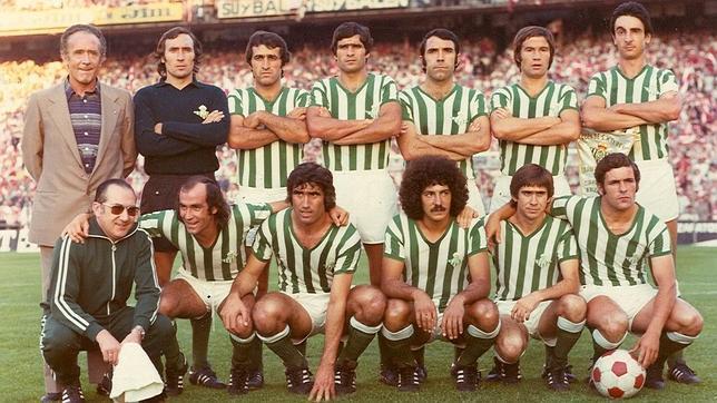 Mejor 11 histórico del Real Betis Balompié según FUTBOLRETRO.ES
