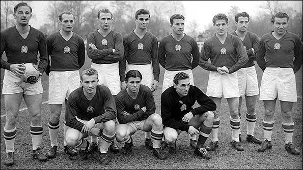 Hungría años 50