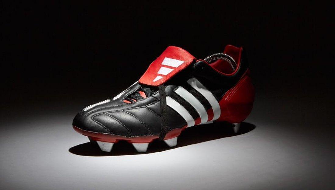 Adidas Predator, botas de fútbol míticas