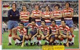 Mejor 11 histórico del Granada Club de Fútbol