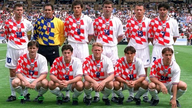 ¿Por qué la camiseta de Croacia lleva cuadros rojos y blancos?