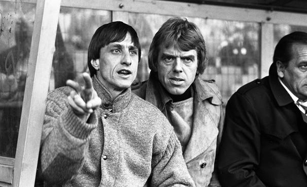Leo Beenhakker sobre Cruyff: