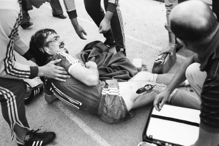 Las peores lesiones de la historia del fútbol
