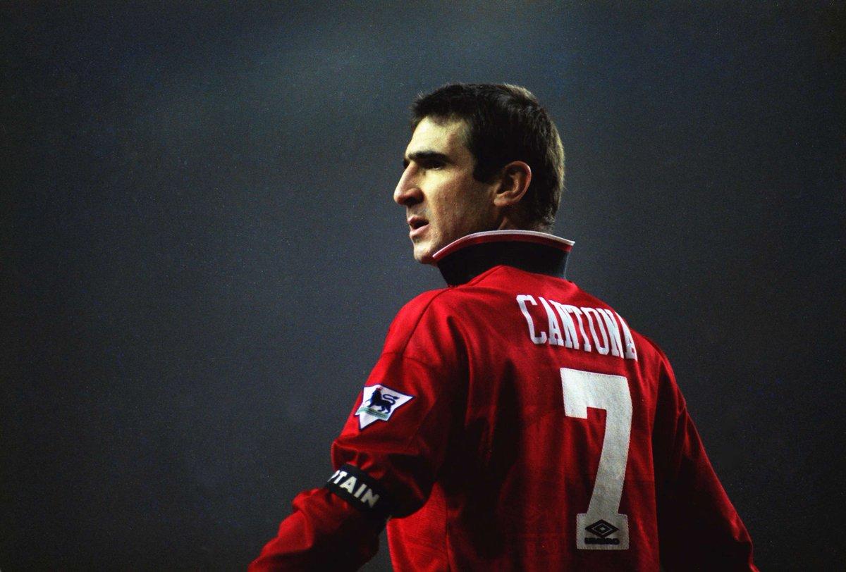 Eric Cantona Manchester