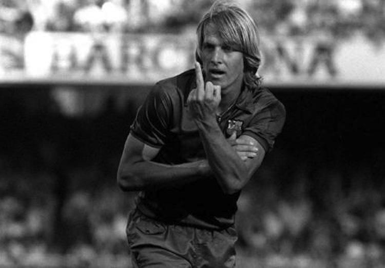La increíble anécdota de Bernd Schuster en la final de Copa de Europa de 1986