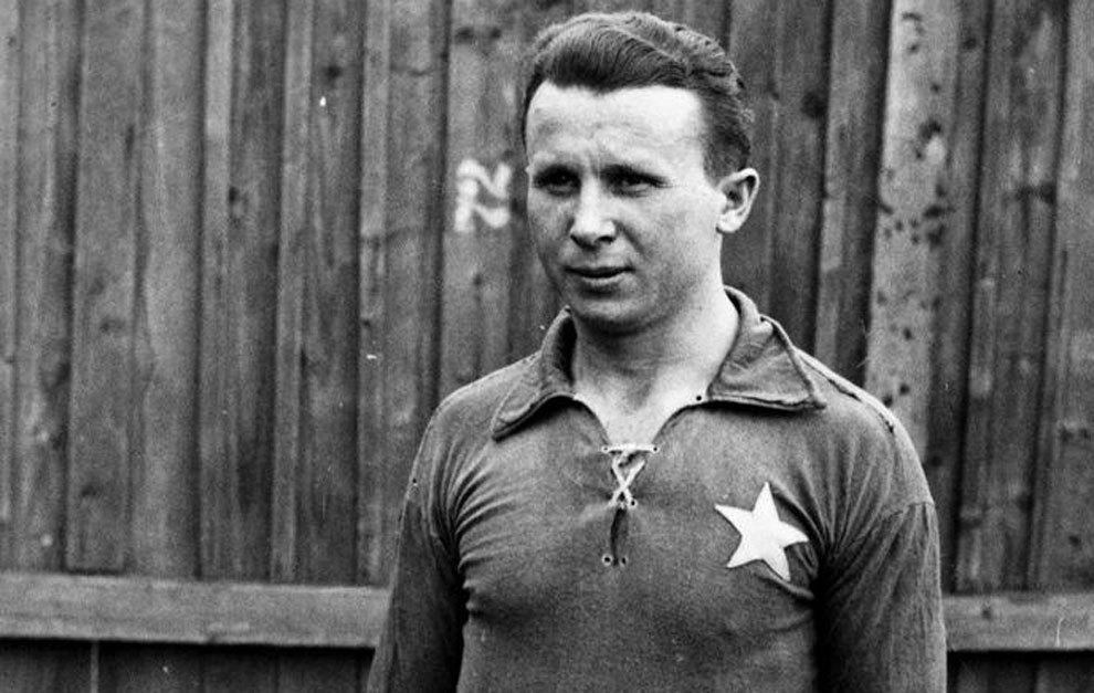 Auschwitz: El último partido del polaco Antoni Lyko