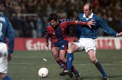El increíble motivo por el que el Barça descartó el fichaje de Viktor Onopko