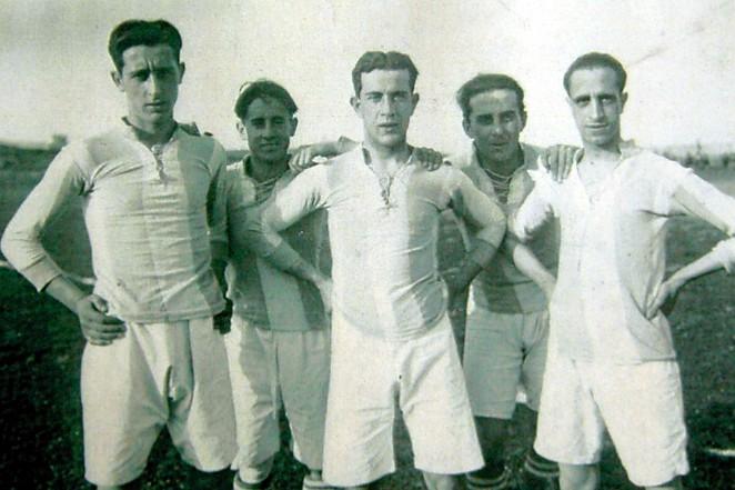 El Real Racing Club, el pionero del fútbol español
