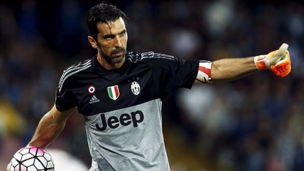 Buffon Champions League