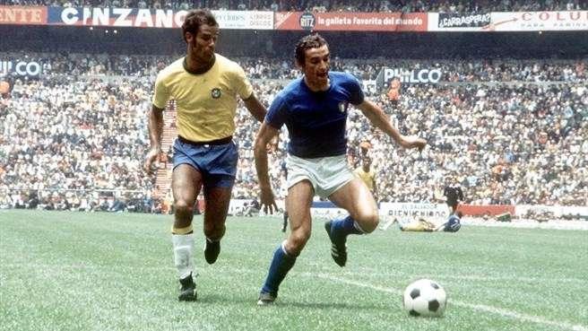 Máximo goleador Italia