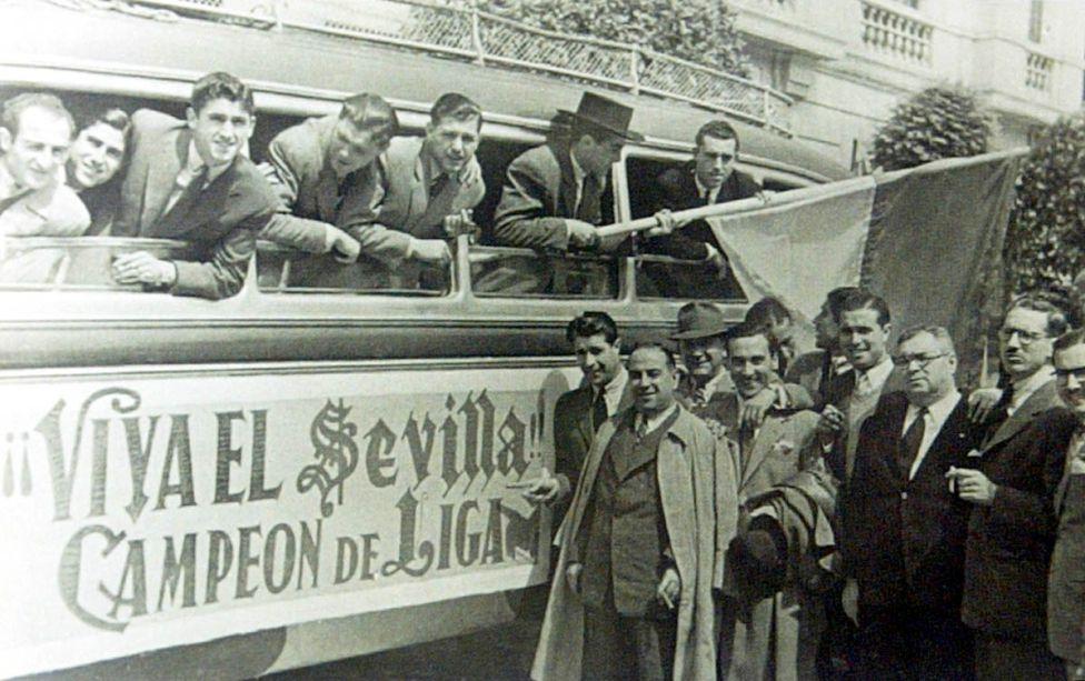Cuando el Real Betis impugnó la Liga ganada por el Sevilla Fútbol Club
