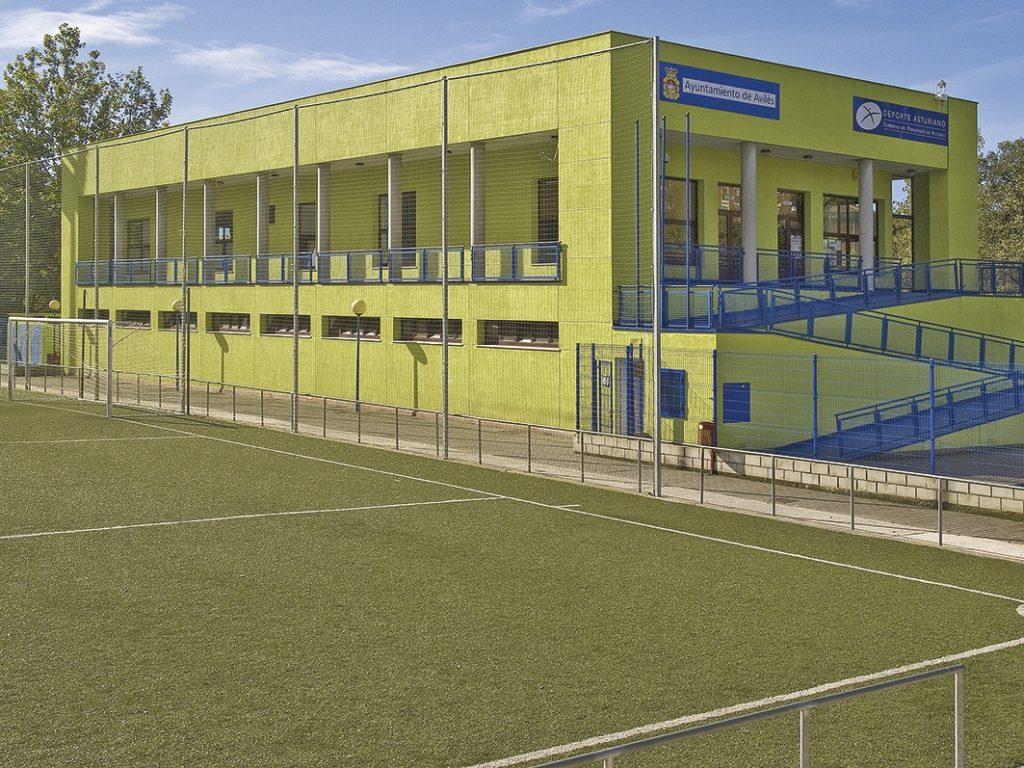 La primera escuela de fútbol de España