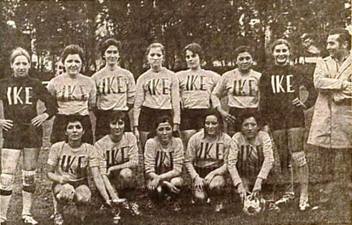 Historia breve del fútbol femenino asturiano