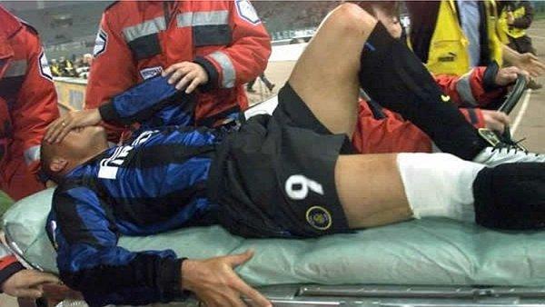 Las lesiones de Ronaldo