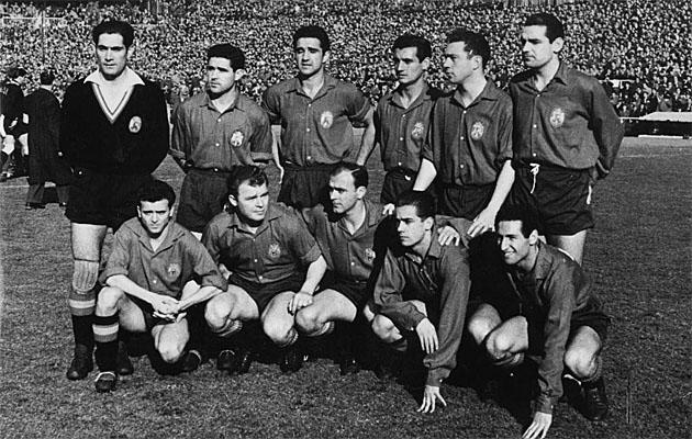 Cuando España renunció a la Eurocopa de 1960 siendo la gran favorita