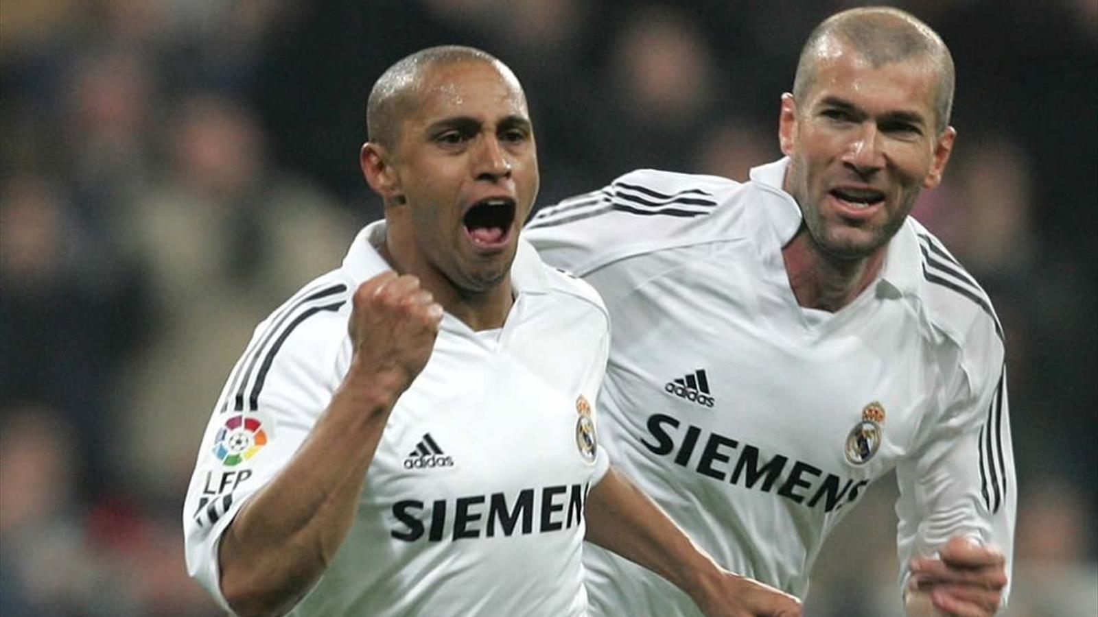Roberto Carlos destapa las vergüenzas del Real Madrid de 'Los Galácticos'