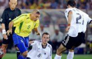 El porqué del curioso peinado de Ronaldo Nazário en la final del Mundial de 2002