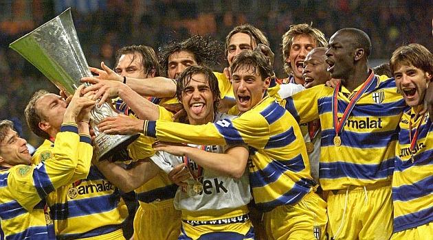 El mítico Parma