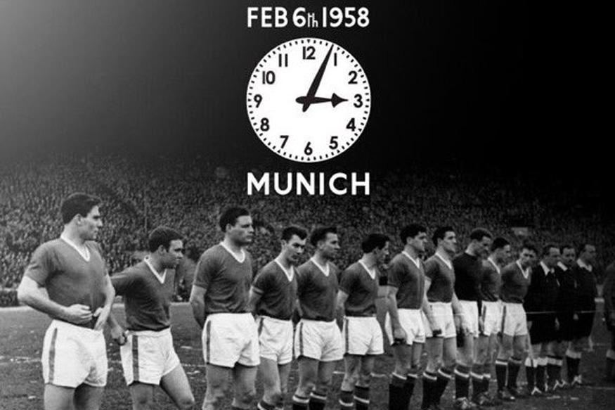 La tragedia de Munich en 1958, el accidente aéreo que golpeó al Manchester United