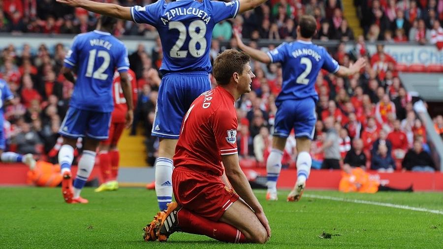 Resbalón de Gerrard