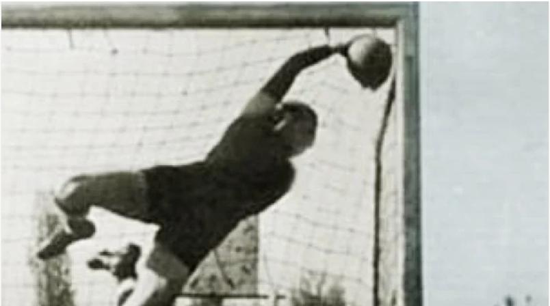La increíble historia de Winston Coe, el portero manco