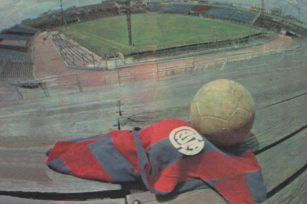 San Lorenzo querido, siempre estaré a tu lado – Enrique Roldán