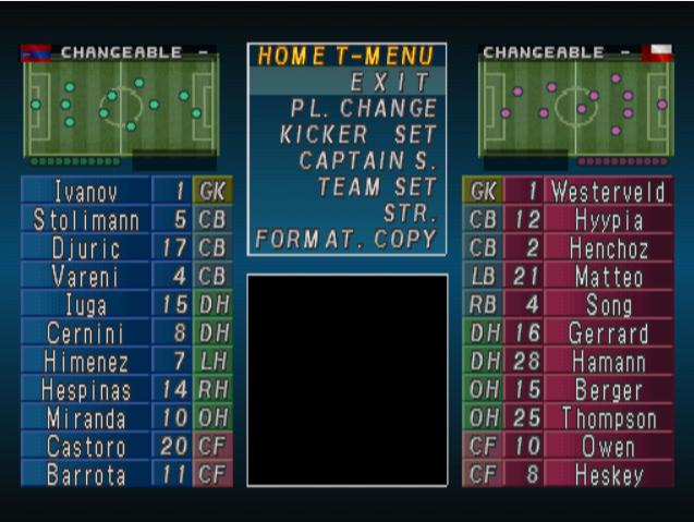 ISS Pro Evolution Soccer