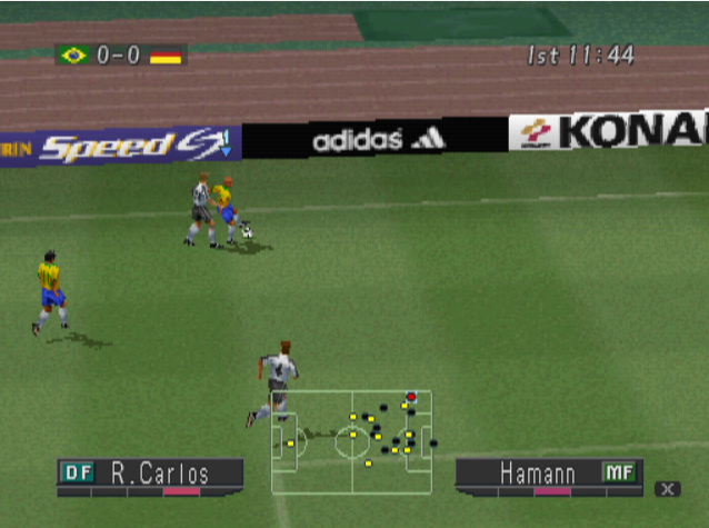 Winning Eleven (ISS Pro Evolution Soccer) uno de los mejores videojuegos de fútbol