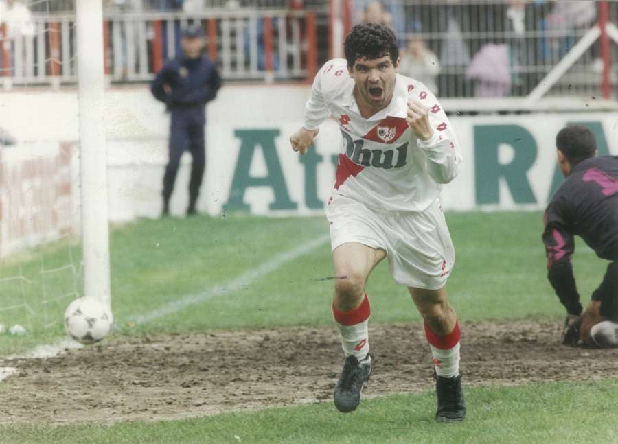 Onésimo Sánchez, uno de los mejores regateadores de los 90