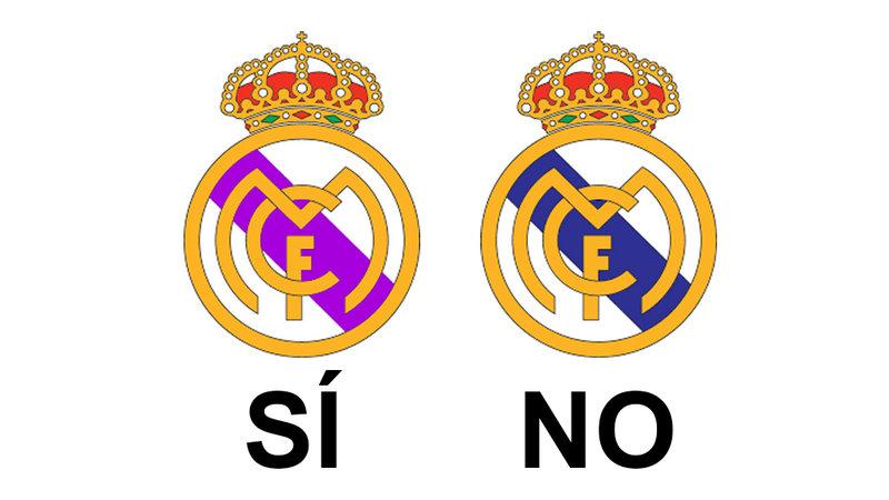 El polémico cambio en el escudo del Real Madrid