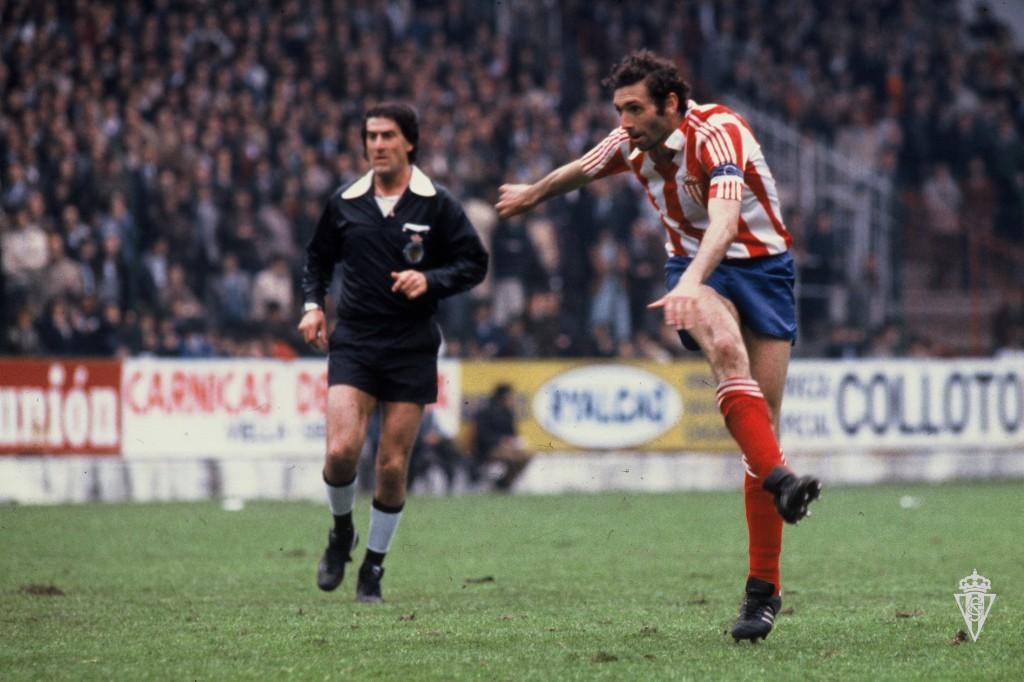 El gol de Quini contra el Rayo Vallecano, uno de los mejores de la historia de la Liga española