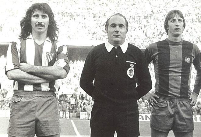 Colchoneros, indios, pupas… el origen de los apodos del Atlético de Madrid