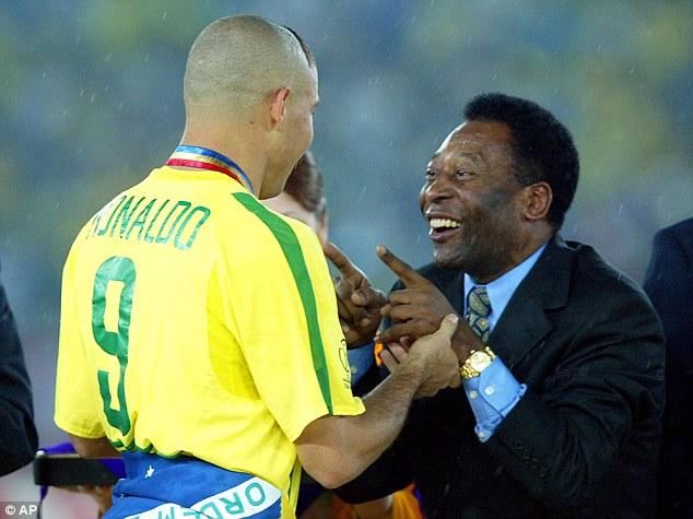 Ronaldo y Pelé