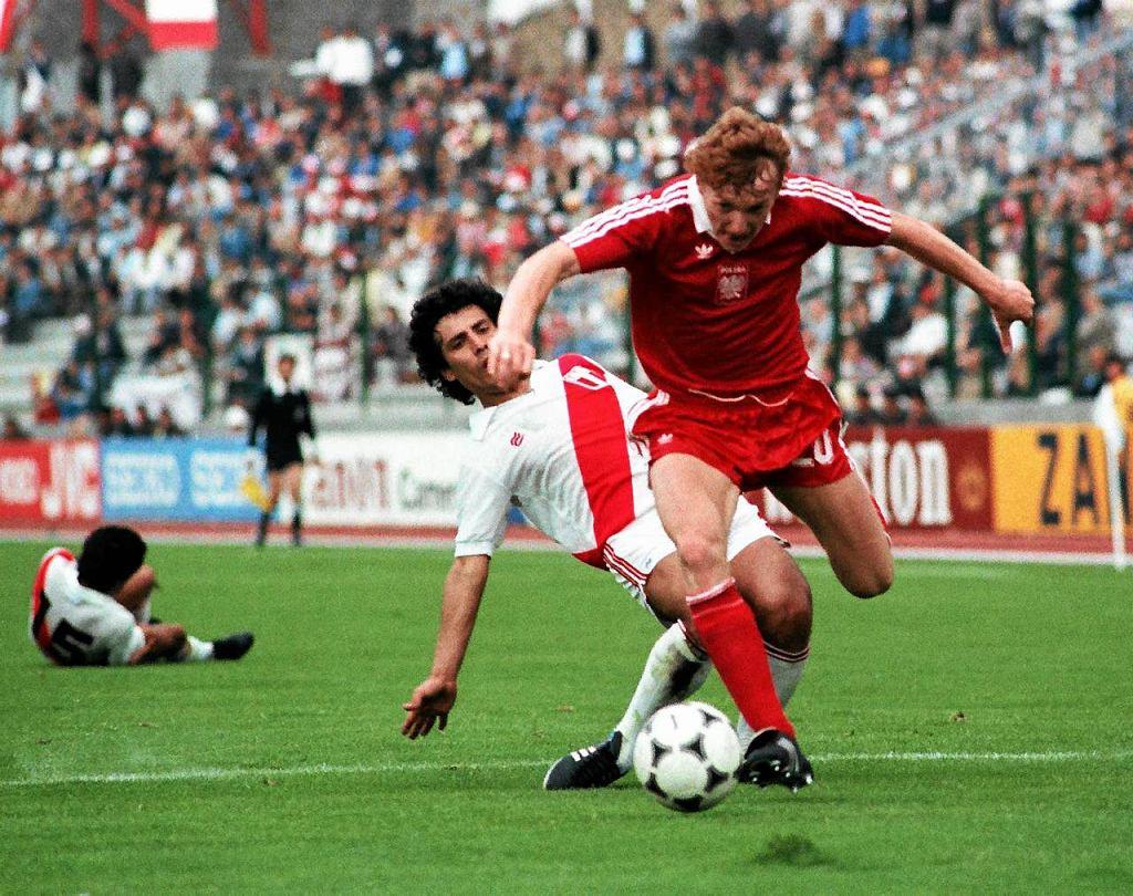 Futbolistas polacos