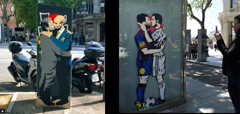 Graffiti TVBoy