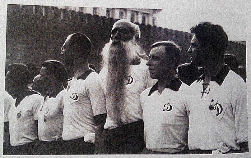 Fútbol en la URSS