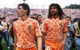 Los mejores futbolistas holandeses de la historia