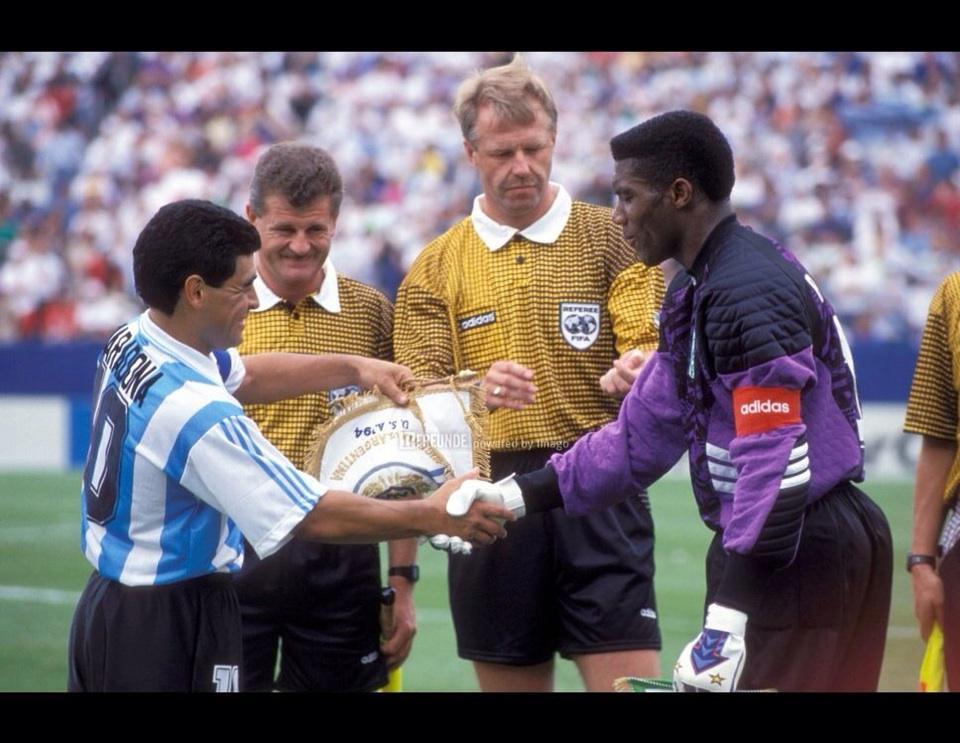 Peter Rufai, el príncipe que se convirtió en... futbolista profesional